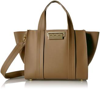 Zac Posen Eartha Iconic Small Shopper-Solid
