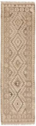 "ABC Home Flat Weave Wool Runner - 2'6""x8'11"""