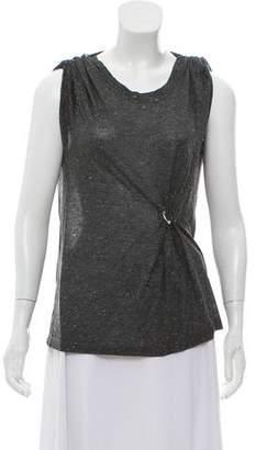 Etoile Isabel Marant Short Sleeve Knit Top