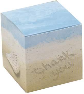 Hortense B. Hewitt Wedding Accessories Seaside Jewels Favor Boxes, Pack of 25