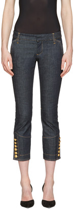 Dsquared2 Blue Livery Billy Jeans $695 thestylecure.com