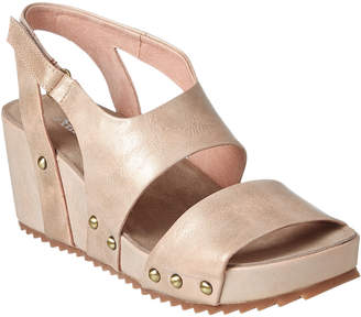 Antelope 526 Leather Wedge Sandal