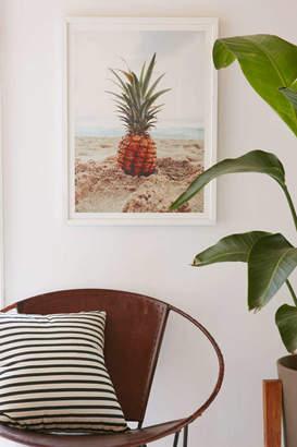 Kat Gaskin Salty Pineapple Art Print