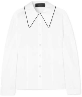 Rem Cotton-poplin Shirt - White Joseph Nicekicks Cheap Price Discount Footlocker Pictures Manchester Online Clearance Marketable LvhMh