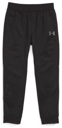 Toddler Boy's Under Armour Pennant Sweatpants $27.99 thestylecure.com