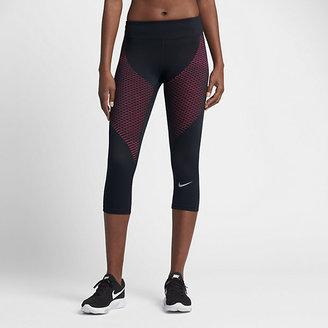 Nike Zonal Strength Women's Running Capris $135 thestylecure.com