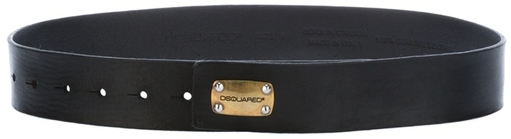 DSquared DSQUARED2 Leather belt