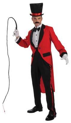 Forum Men's Ringmaster Costume