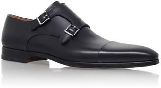 Magnanni Toe Cap Monk Shoe