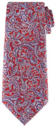 Stefano Ricci Paisley-Print Silk Tie $275 thestylecure.com