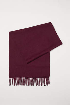 H&M Wool Scarf - Red