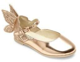 Sophia Webster Baby's, Toddler's& Kid's Mini Chiara Wing Leather Flats