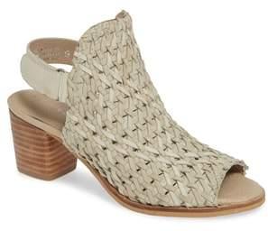 Very Volatile Veronique Woven Slingback Sandal