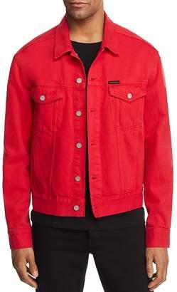 Calvin Klein Classic Denim Trucker Jacket