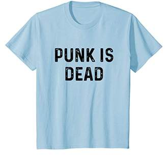 Punk Rock Music Is Dead | Funny T-Shirt