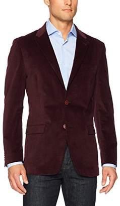 Tommy Hilfiger Men's Velvet Stretch Sportcoat Blazer