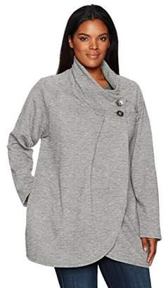 Neon Buddha Women's Plus Size Barrow Jacket