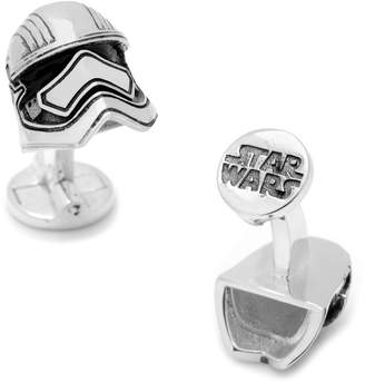 Kohl's Star Wars: Episode VII The Force Awakens 3D Captain Phasma Helmet Cuff Links