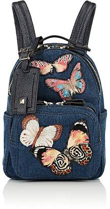 Valentino WOMEN'S MINI DENIM BACKPACK