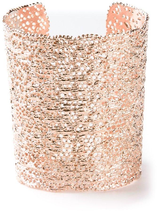 Aurelie BidermannAurelie Bidermann 'Vintage Lace' cuff