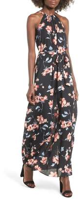 Everly Halter Maxi Dress