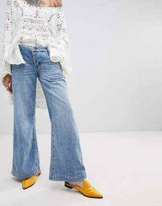 Free People Sydney Flared Jeans