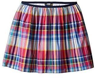 Polo Ralph Lauren Girl's Youth Plaid Skirt (XL )