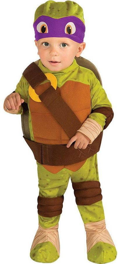 Teenage Mutant Ninja Turtles Donatello Costume - Toddler
