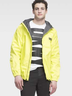 DKNY Logo Hooded Jacket