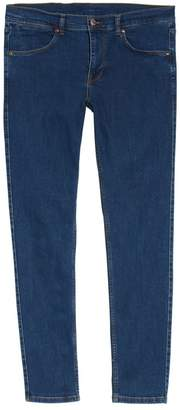 Denim & Supply Ralph Lauren Dr. Denim Supply Co Clark Slim Straight Leg Jeans (Foggy Blue)