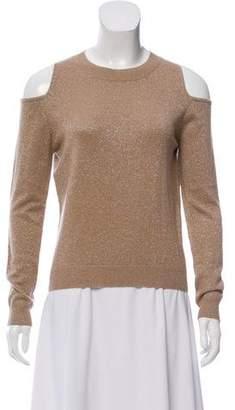Allude Glitter Virgin Wool Sweater w/ Tags