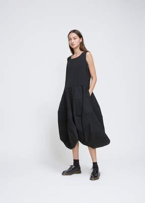 Comme des Garcons Wool Barathea Bonded Dress