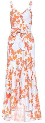 Johanna Ortiz Playa Belén linen dress