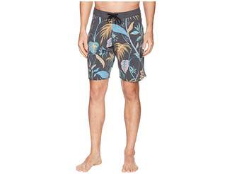 VISSLA Neotanical Four-Way Stretch Boardshorts Men's Swimwear