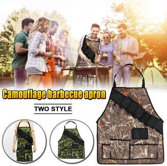 Generic Apron Restaurant Camp Home Kitchen BBQ Barbecue Cooking Apron Drinks Hold