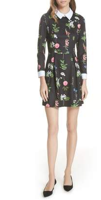 Ted Baker Matredi Florence Point Collar Dress