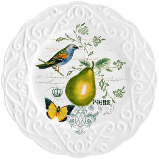 Mikasa CLOSEOUT! Dinnerware, Antique Countryside Pear Salad Plate