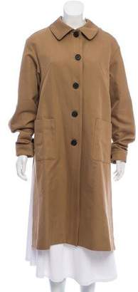 Creatures of the Wind Long Trench Coat
