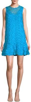 Trina Turk Sleeveless Lace Shift Dress