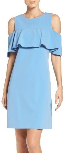 Women's Taylor Dresses Cold Shoulder Sheath Dress