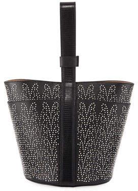 Alaia Bucket Bag