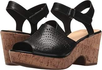 Clarks Women's Maritsa Nila Wedge Sandal