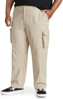 555 Turnpike Big Men's Twill Cargo Pant