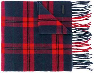 DSQUARED2 check scarf