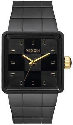 Nixon Men's Quatro Watch, 36mm