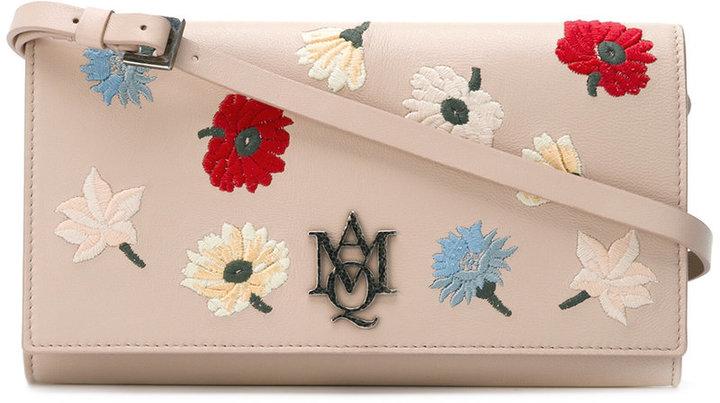 Alexander McQueen AMQ pouch with strap