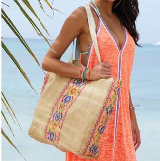 Aspiga Aruba Jute Beach Bag