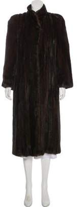 Bloomingdale's Long Mink Coat
