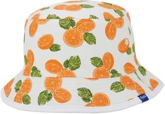 Keds Women's Reversible Patterned Bucket Hat