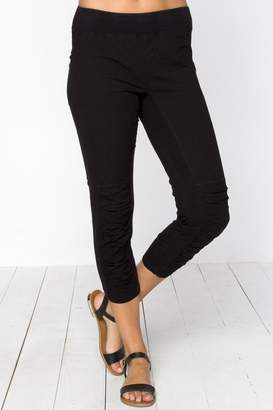 XCVI Ruched Crop Legging